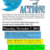 Twitter Day of Action Flyer