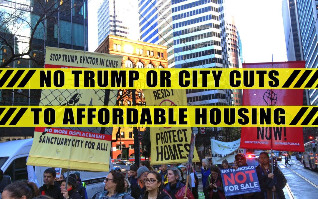 No Trump or City Cuts to Affordable Housing