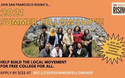 Summer Rising 2021